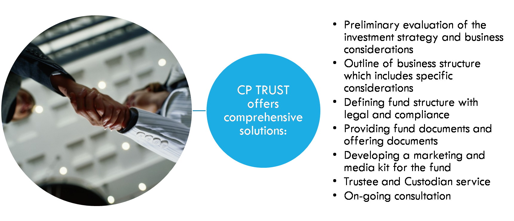 CP Trust Private Fund Services